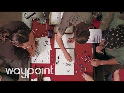 Escaping Prison with Dungeons & Dragons: Waypoint Specials